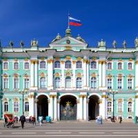 Государственный Эрмитаж.  г. Санкт-Петербург