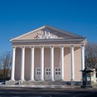 Каменноостровский театр.  г. Санкт-Петербург