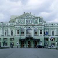 Большой драматический театр имени Г. А. Товстоногова.  г. Санкт-Петербург