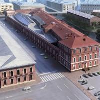 Центральный военно-морской музей . г. Санкт-Петербург