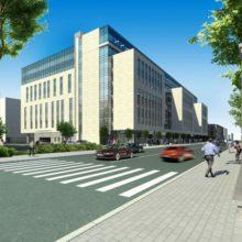 Бизнес-центр Mezon Plaza.  г. Санкт-Петербург
