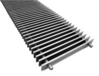 Напольная решетка для конвекторов отопления